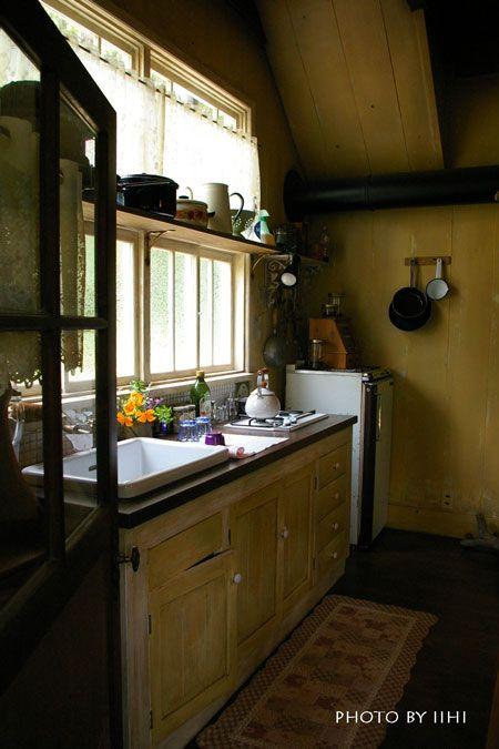 Kitchen 台所 おしゃれまとめの人気アイデア Pinterest Manbo 2020 家 ヨーロッパ キッチン 古民家 インテリア