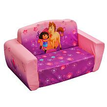 Dora The Explorer Flip Sofa Harmony Kids Toys R Us Kids
