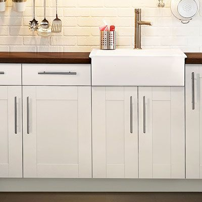 White Shaker Cabinets Design Ideas, Pictures, Remodel, And Decor   Page 6 |  Kitchens, Great Rooms, Bathrooms U0026 Bedrooms | Pinterest | White Shaker  Cabinets, ...