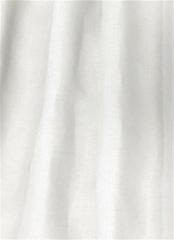120a Wide Opaque Linen White Linen Fabric By The Yard Linen Drapery Fabric White Linen Curtains Linen Curtains Curtains