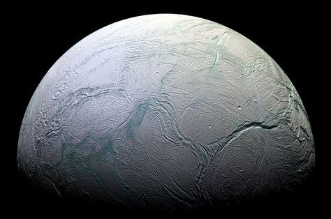 saturn II enceladus