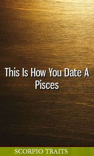 Pisces man leo Frau dating