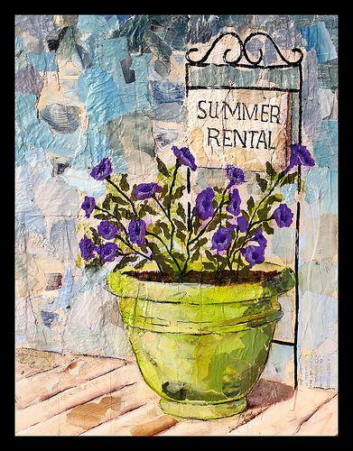 Summer Rental   by fluteforthought