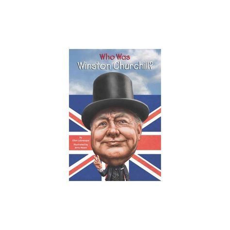 Who Was Winston Churchill? (Paperback)