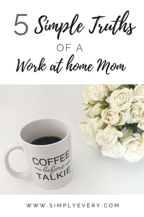 """In the mom world, there are different groups of mom labels; most notably known are """"Stay-at-Home"""" and """"Working"""" moms. Under these big umbrellas, there is a less judged, but more confusing label of """"Work-at-Home"""" moms."""