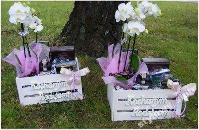 Podziekowania Kochanym Rodzicom Skrzynki Srednie 6140026662 Oficjalne Archiwum Allegro Wedding Accesories Wedding Day Wedding