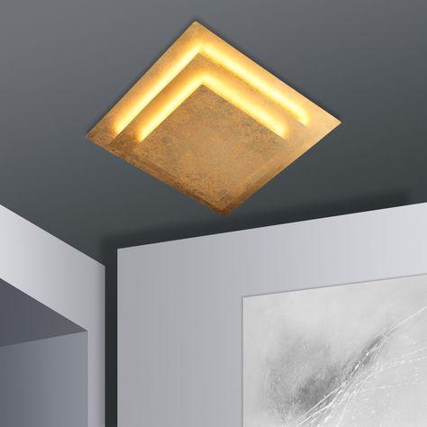 Led Deckenleuchte Firenze Mit Bildern Beleuchtung Decke Led