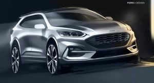 New Ford Kuga Reinvents Itself As A Stylish Suv With Three Electrified Options Carscoops Ford Kuga Ford Ford Company