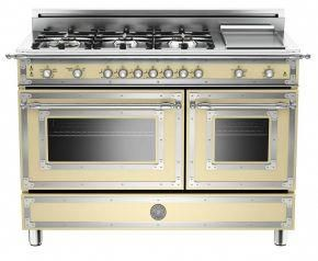 Double Oven Gas Range Wall Unit Kitchener