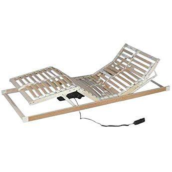 Breckle Lattenrost Sinus Elektro Verstellbar Elektrisch 70 X 200