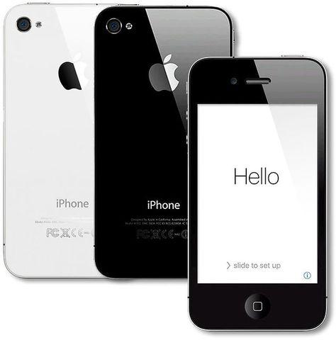 Verizon Apple iPhone 4S 16GB Smartphone (No Contract) $69.99 (ebay.com)