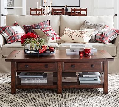Benchwright Grand Rectangular Coffee Table Potterybarn Rectangular Coffee Table Coffee Table Wood Reclaimed Wood Coffee Table
