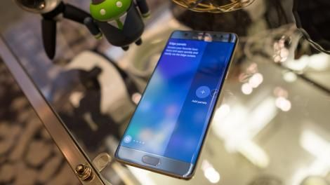 Samsung Galaxy Note 7 launches worldwide with iris scanner and smarter S Pen