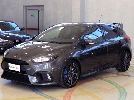 Ford Focus Rs Autobaselli It Ford Focus Guado Grigio