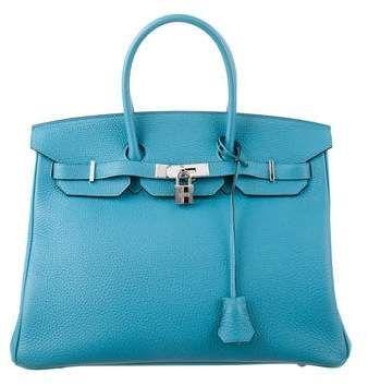 848373321fef Hermès Birkin Bespoke Mickey Mouse Bag 35cm