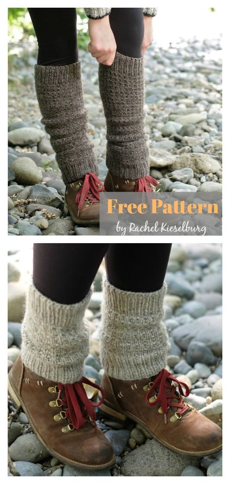 Winter Knitting Patterns, Easy Knitting, Knitting Designs, Leg Warmer Knitting Pattern, Knitting Yarn, Knit Patterns, Leg Warmers Outfit, Crochet Leg Warmers, Knitting Accessories