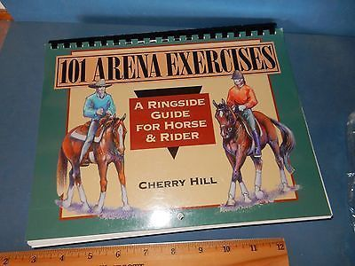 101 Arena Exercises For Horse Rider Cherry Hill Training Book English Western Train Book Horse Rider Dressage Exercises
