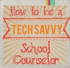 Saturday I presented at the New York State School Counselor Association Conference on How to Be A Tech Savvy School Counselor. Says another pinner: I had a full room and had a great time presenting. Here is my presentation: And here are the handouts: School Counselor Organization, School Counselor Office, School Guidance Counselor, High School Counseling, Elementary School Counselor, School Social Work, Counseling Office, Group Counseling, Elementary Schools