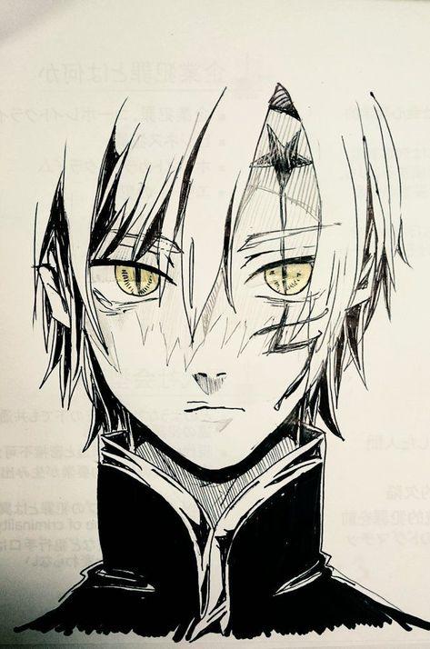 Allen Walker With Images D Gray Man Anime Drawings Boy Allen