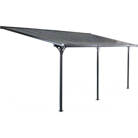 Terrassenuberdachung Aus Aluminium Verstellbar 6 18x3 05m X Metal Terrassenuberdachung Aluminium Terrassenuberdachung Uberdachung Terrasse
