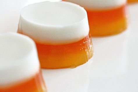 from rock ur party tablespoon com candy corn jelly shots