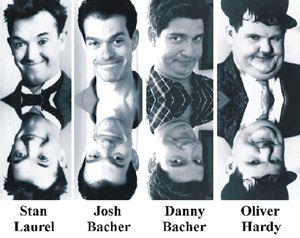 The Reincarnation Cases of Laurel & Hardy   Josh & Danny