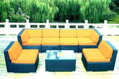 Custom Made Patio Furniture Covers Sofa
