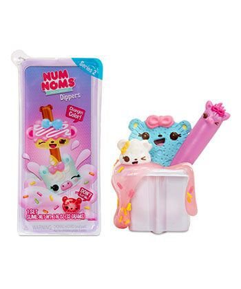 Num Noms Snackables Dippers Series 2 Nom Noms Toys Num Noms Toys Girl Birthday Party Gifts
