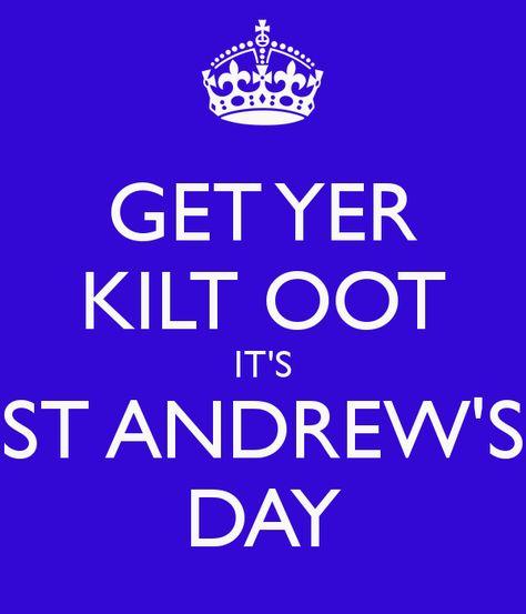 Get Your Kilt Oot
