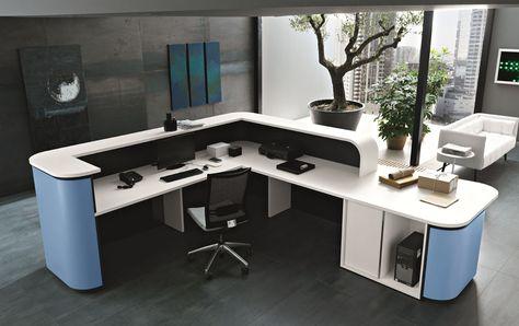 La reception per ufficio Welcome, è un prodotto personalizzabile in termini di misure e di finiture. Welcome è una reception che nasce per creare ambienti di accoglienza che possono rispondere a tutte le esigenze dimensionali, funzionali ed estetiche tipiche delle aree di ricevimento.