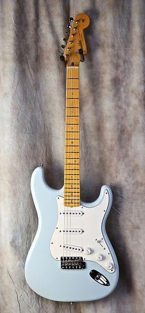Fender Custom Shop NOS 1965 Reissue Stratocaster 2018 Sonic & Reverb Fender Telecaster, Telecaster Vintage, Fender Guitars, Gretsch, Vintage Guitars, Fender Bass Guitar, Rickenbacker Bass, Acoustic Guitars, Electric Guitars