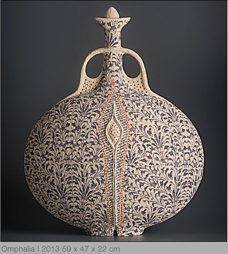 Avital Sheffer---ceramic artist based on the North-Coast of NSW, Australia