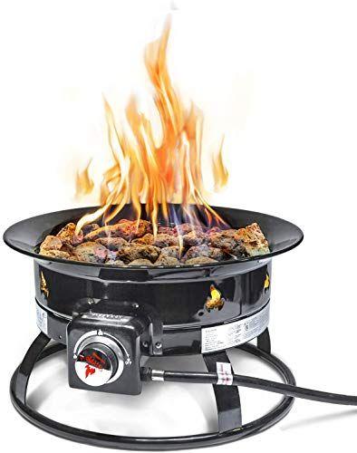 New Outland Firebowl 893 Deluxe Outdoor Portable Propane Gas Fire