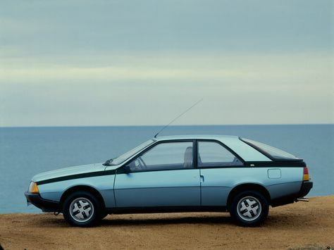 1980 Renault Fuego. My uncle Ronnie and Dad raced (Carlton) on public roads with a total of 8 kids in the back seats.