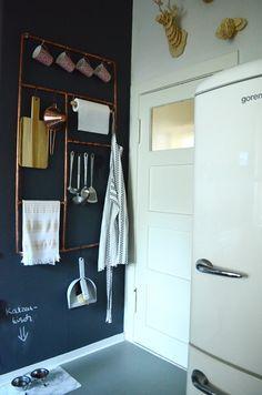 Diy Kupferrohr Küchenaufbewahrung Kitchen Craze Kitchen