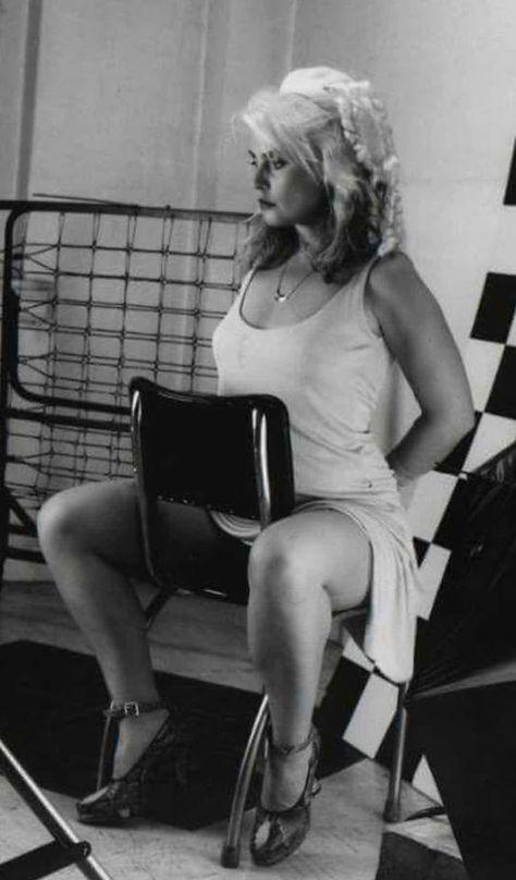 Debbie Harry (Blondie)