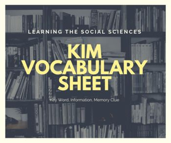 The Developing Person Kim Vocabulary Terms Sheet For Psychology Vocabulary Term Sheet High School World History