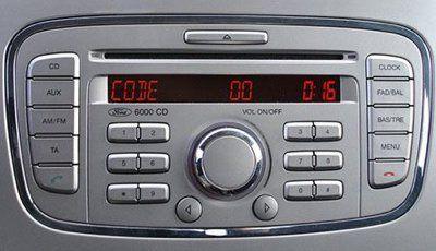 Ford Radio Codes Instant Car Radio Unlock Service Radio Code Radio Coding