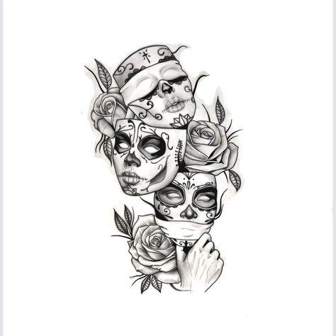 Tattoo art #tattooedgirls