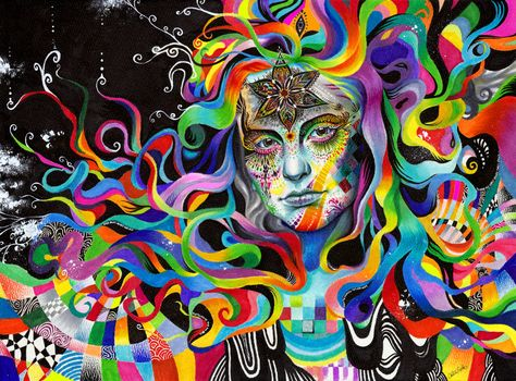 223 Best PSYCHEDELIC AND VISIONARY ART images | Jean