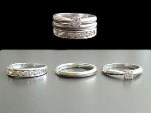 Art Deco Wedding Rings Art Deco Wedding Rings Wedding Rings Eternity Ring Diamond