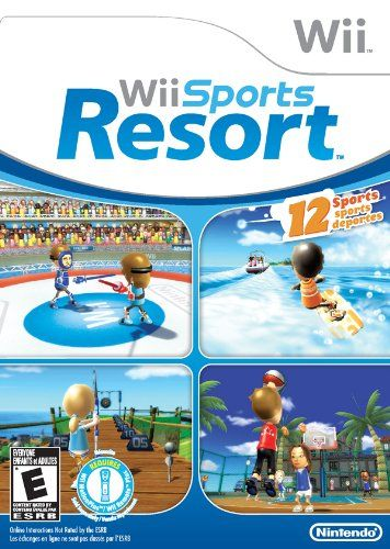 Best Nintendo Wii Games For Kids Wii Sports Resort Wii Sports Wii Games