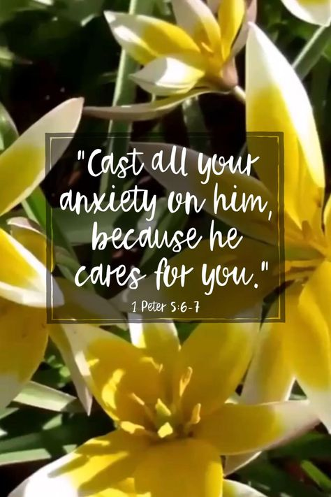 When you feel your peace threatened, which Bible verses will help you alleviate anxiety, stress and worry? Many of the characters and authors in the Bible knew what it was like to feel anxious…But you don't have to keep on worrying. Here are 10 Bible verses for anxiety that'll destroy worry, reclaim your peace, and bring you rest. #Catholica #Bible #BibleVerse #Scripture