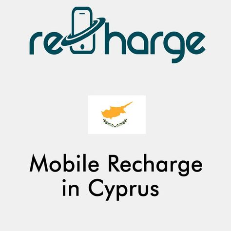 Mobile Recharge in Cyprus. Use our website with easy steps to recharge your mobile in Cyprus. Mobile Top-up Instant & Worldwide. You may call it mobile recharge, mobile top up, mobile airtime, mobile credit, mobile load or whatever you want #mobilerecharge #rechargemobiles https://recharge-mobiles.com/