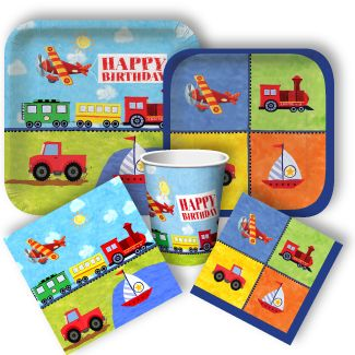 Celebrate your childs fascination with transportation with a Trains