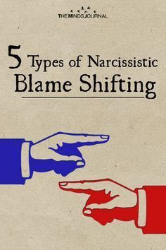 5 Types of Narcissistic Blame Shifting | Broken, fixed and