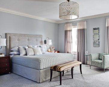 Silver Blue Bedroom Design Ideas Home