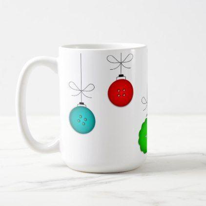 Christmas Tree Ornaments Mug Zazzle Com Merry Christmas Diy Christmas Mugs Christmas Tree Ornaments