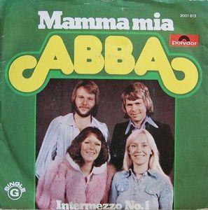 Abba Mamma Mia Vinyl 7 1975 Portugal Mamma Mia Abba Mamma