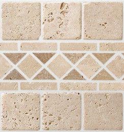 Mosaique Pierre Naturelle Travertin Beige 30x30 Cm Carreau 10x10 Cm Brico Depot Travertin Pierre Naturelle Mosaique
